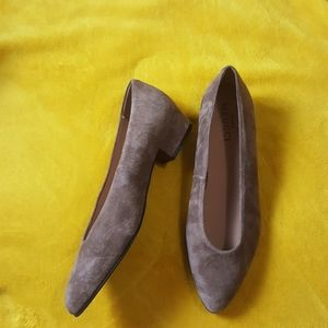 SESTO MEUCCI genuine leather flats